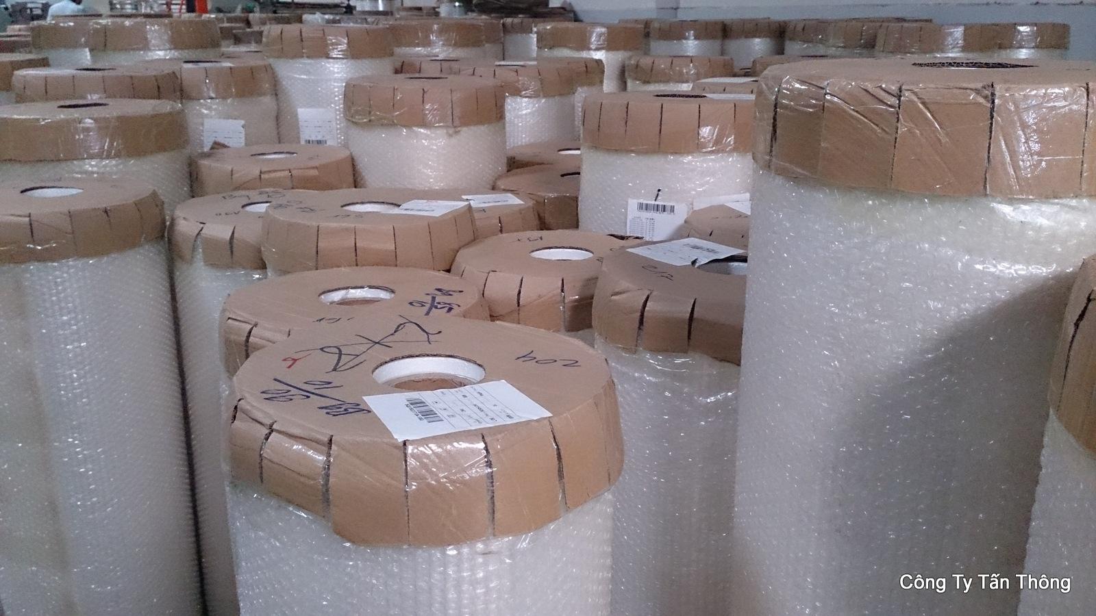 màng bopp bóng 10 micron - công ty Tấn Thông
